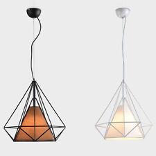 Diamant Entwurf Industrie DIY Metal Deckenleuchte Pendelleuchte Cafe Startseite