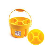 Artists brush water pot Water Bucket cleaner bucket for Washing Paint Brush