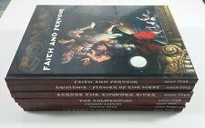 Conan Roleplaying Mongoose Publishing Lot of 7 Books Compendium Aquilonia