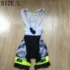 Spring cycling pants, racing suit, cycling pants Jersey size: L