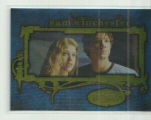 2008 Inkworks Supernatural Connections Trading Card #47