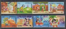 O397. Antigua & Barbuda - MNH - Cartoons - Disney's - Various Characters