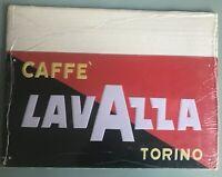 Targa pubblicitaria in latta CAFFE' LAVAZZA - Hachette n. 21 - SIGILLATO
