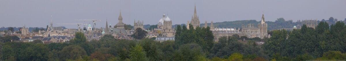 Oxford Philately