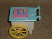 Fisher Price Loving Family Dollhouse Ice Cream Cart