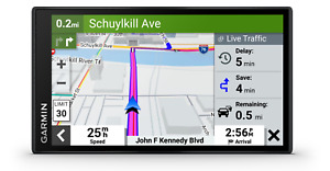 Garmin DriveSmart 66 6-inch Car GPS Navigator with Bright High-Res Maps