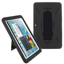 Black Galaxy Tab 2 10.1 P5100/P5110/P5113 Case Cover for Samsung Galaxy Tab2