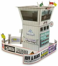 1/32 Slot Car Race Tower Diorama Fits Carrera, Scalextric, Strombecker, Eldon