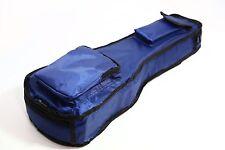 21 inch DARK BLUE ukulele bag 10mm padded deluxe waterproof kids soprano case