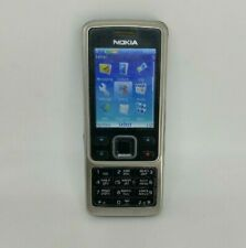 Nokia 6300 Unlocked Old Cell Phone