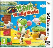 Dnd Egp193788 Nintendo 3ds Poochy Yoshi Wooly World