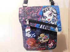 Bag~Monster High My Boos My Skeleton Crew shoulder bag/ Cross body purse