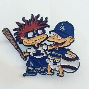 Dodgers Rugrats Pin