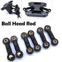 6pcs/Pack Rear Axle Seesaw Ball Head Rod Links Upgrade For WPL B16 B36 RC Car