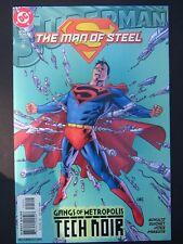 Superman:The Man of Steel #125,126,127,128 Lot of 4 NM- 2002 High Grade DC Comic