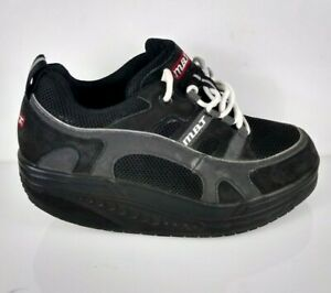 MBT Sport 03 Womens Toning Rocker Shoes Fitness Walking 4000 Sz Eu 38 US 8