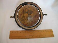 Antique Cardinal Richelieu La Rochelle Globe - 1920s Copy