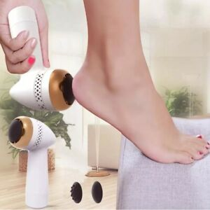 NEW Electric Automatic Foot File Pedicure Machine. USB Charging Amazing Results