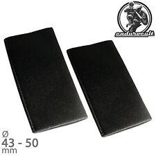 Neopren Gabelschützer kurz bis 50 mm (Gabel,Schützer,Gabelschutz,43,46,48)