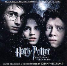 ORIGINAL SOUNDTRACK Harry Potter & The Prisoner Of Azkaban CD *NEW