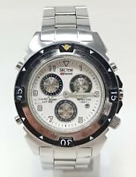 Orologio Sector exp 202 vintage watch stainless steel clock rare montre chrono