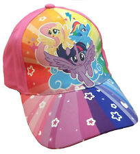 Girls Official My Little Pony Adjustable Baseball Cap Summer Sun Hat 60173