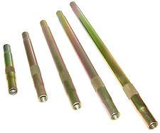 "21"" Threaded Steel Tube 3/4""-16 L/H & R/H Threads - Radius Rod #1457"