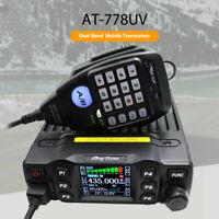 GOOD NEW  AnyTone AT-778UV Dual Band Transceiver Mobile Radio VHF&UHF 2 WayRadio