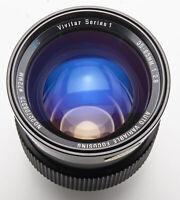 Vivitar Series 1 Series-1 35-85mm 35-85 mm 2.8 VMC Auto Variable Focusing Nikon