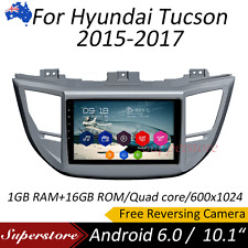 "10.1"" Android 6.0 Quad Core GPS Navi Car Multimedia player For Hyundai Tucson"