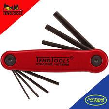 1476NMM - Teng Tools -  Folding Hex Key Set x 7