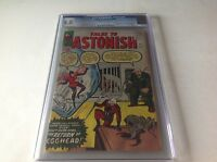 TALES TO ASTONISH 45 CGC 4.0 OFF WHITE ANT MAN 2ND APP WASP  MARVEL COMICS
