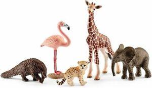 Schleich Wild Life - Assorted Wild Life Animals SC42388