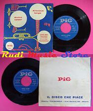 LP 45 7'' ADELMO PRANDI Kriminal tango Amico valzer italy PIG 10038 no cd mc dvd