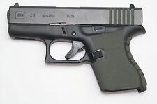 OD GREEN  GRIP TAPE, FITS 43,,,,HANDGUN, GUN, PISTOL, NON SLIP, OLIVE DRAB