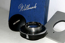 Wollensak 162mm f/4.5 Raptar Rapax Synchromatic Shutter With Board & Box