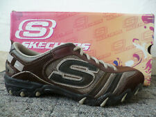Skechers Slippers Trainers Sports Shoes Low Shoes Braun New