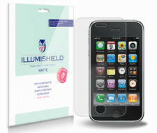 iLLumiShield Anti-Glare Matte Screen Protector 3x for Apple iPhone 3G / 3GS