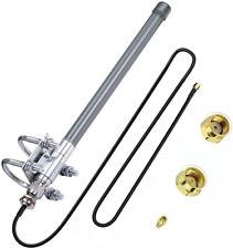 More details for bingfu 868 mhz lora antenna aerial outdoor 3dbi fiberglass 1 meter cable