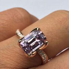 Ringe mit natürlichem echten Edelsteinen aus Rotgold