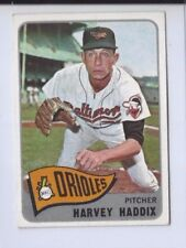 1965 TOPPS # 67 HARVEY HADDIX NICE CARD