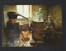 BREUREY-les-FAVERNEY (70) Artisan DISTILLATEUR BOUILLEUR de CRU au travail 1990