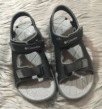 Columbia Sandals Youth Techsun Vent Black 3 New Sport Comfort Outdoor