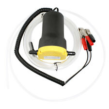 12V Oil/Diesel Fuel Liquid Extractor Exchange Transfer Pump Car Motorbike IM