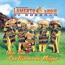 Son Tus Perjumenes Mujer Banda Lamento Show MUSIC CD