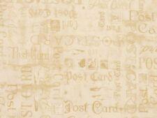 Sostanza romanticismo Amore Love Letters amore lettere cartolina CREMA BEIGE carattere