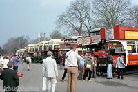 London Transport Battersea Park April 1979 Bus Photo