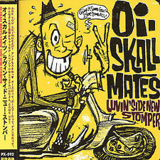Luvin Side New Stomper by Oi-Skall Mates JAPAN cd Diwphalanx