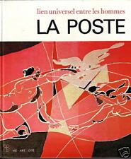 ANCIEN LIVRE LIEN UNIVERSEL LA POSTE PTT 1974 190 PAGES