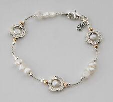 B00400SP SHABLOOL ISRAEL Didae Handcrafted Sterling Silver 925 Pearl Bracelet